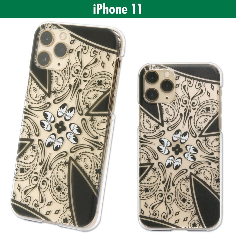 MOON Equipped Paisley Cross iPhone 11 Hard Case [MQG172-11]