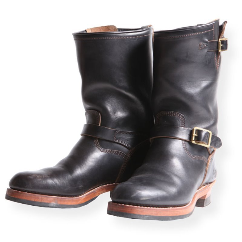 BIG CHIEF BOOTS (HORSE HIDE)