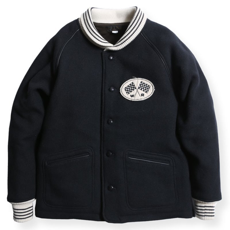 WR MC CAR COAT