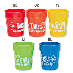 Take it Easy Stadium Cup [ MG782 ]