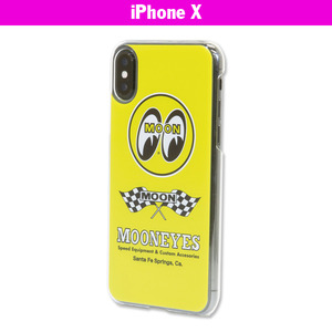 Checker Flag iPhone X Hard Case [ MG804CL ]