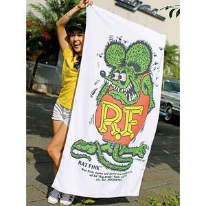 Rat Fink Beach Towel [ RAF510 ]